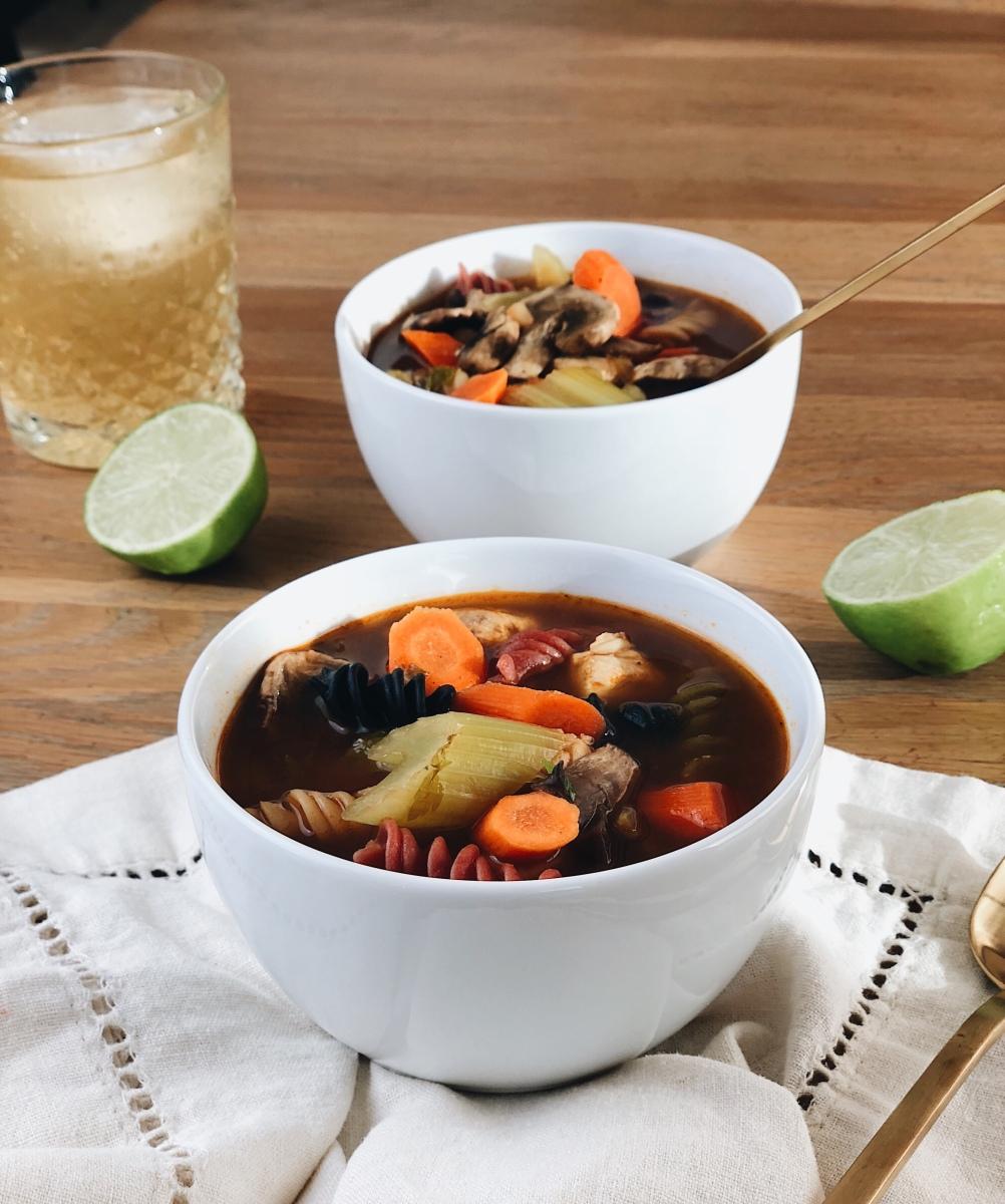 Anti-aging soup